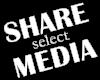 Share Select Media white logo 100x80